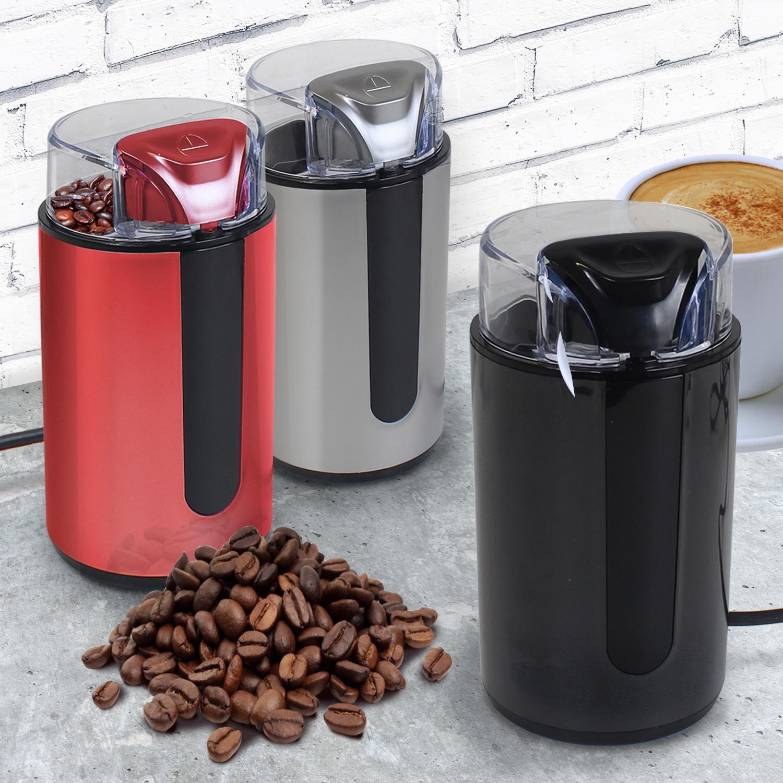 Electric Coffee Grinder Blender 200w Mill Machine Ground ...