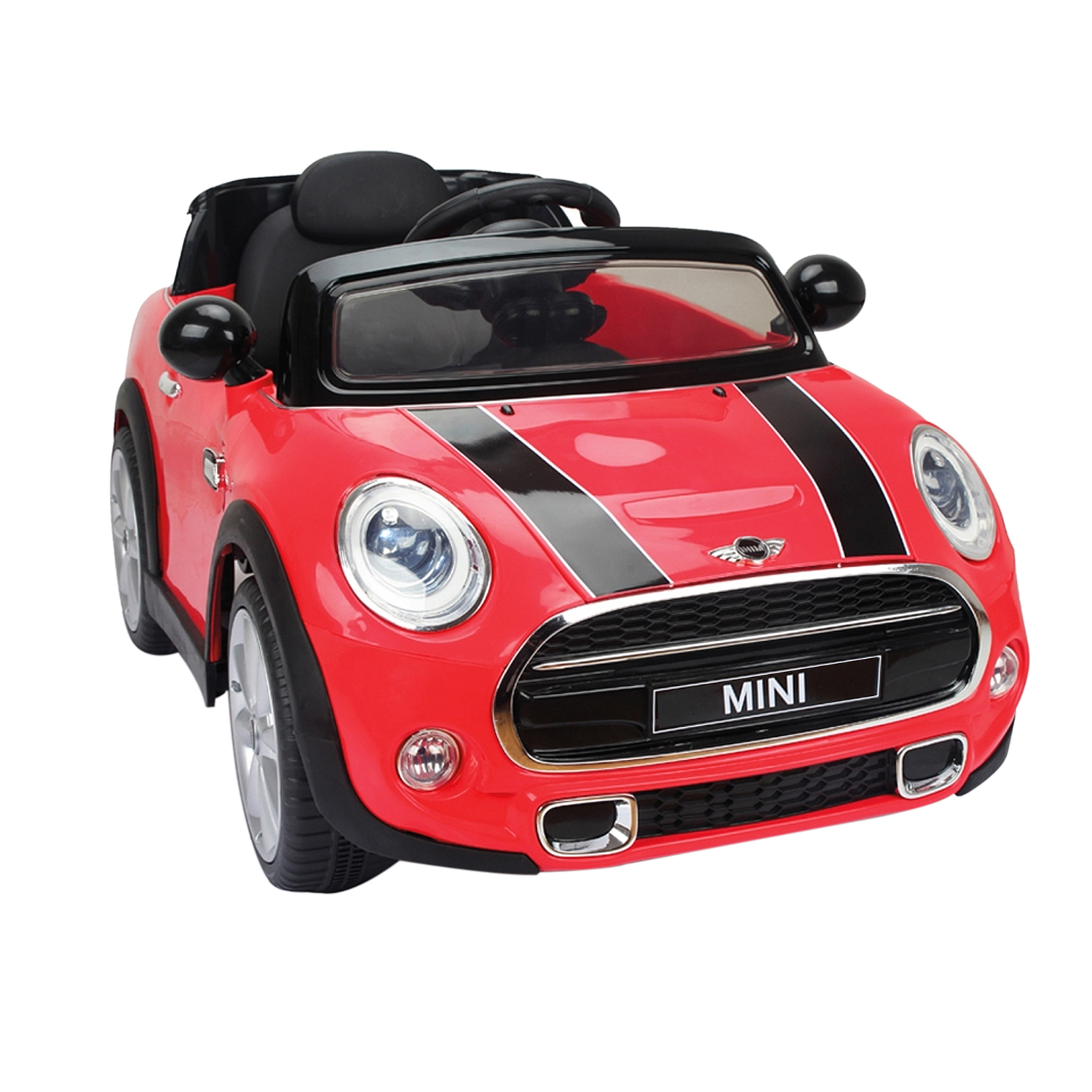 Kids Licensed BMW MINI Cooper 12V Ride On Electric RC Car
